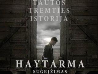 «Хайтарму» привезли в столицу Литвы