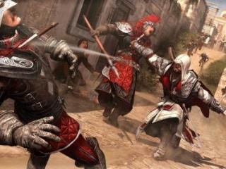 Легендарные ассасины стали героями популярных компьютерных игр