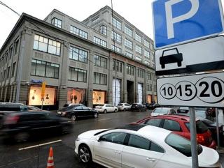 Москвичей лишат бесплатной парковки по выходным
