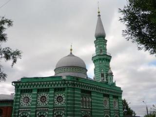 С 1903г. в Перми не было построено ни одной мечети