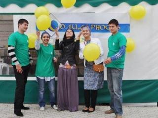 Активисты фонда «Солидарность» в столице Татарстана