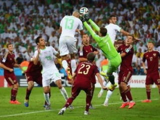 Футболисты сборной Алжира передали свой гонорар блокадной Газе