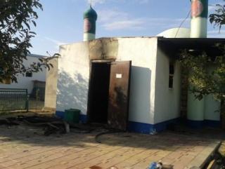 Мечеть в Элисте