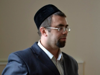 Наиль Гарипов, преемник Валиуллы Якупова, председатель центра «Иман»