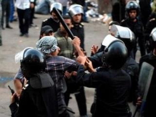 В Египте отметели годовщину военного переворота