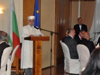 Президент Болгарии посетил ифтар