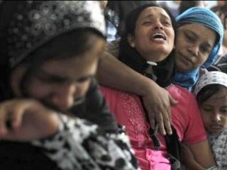 «Мы убьем всех мусульман!»