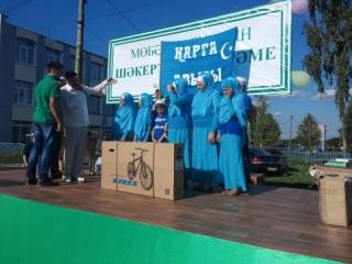 Татарские села Нижегородчины отметили общий праздник