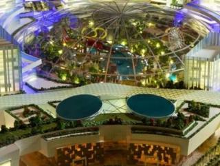 Самый большой торгово-развлекательный центр построят в Дубае