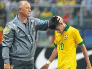 Даже отсутствие Неймара не смогло стать оправданием для наставника бразильцев