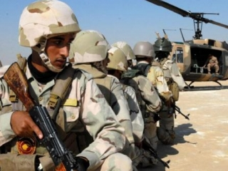 Иран бомбит «Исламский халифат»