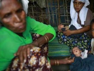 Бангладеш запретила браки между своими гражданами и рогинья