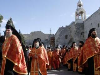Христиане Вифлеема постятся в Рамадан