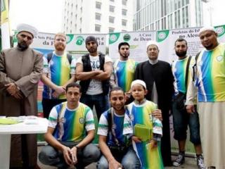 19 любителей футбола приняли ислам в Бразилии