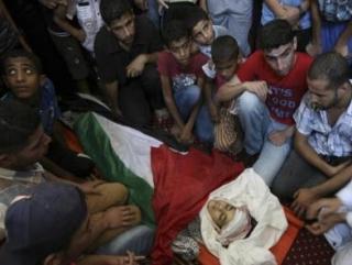 Израильтяне убили 121 палестинца в секторе Газа