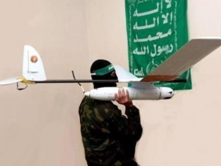 В Израиль полетели палестинские беспилотники