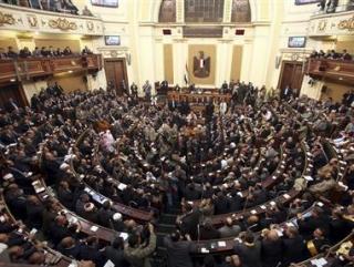 Еще недавно в египетском парламенте была представлена лишь одна партия -НДП