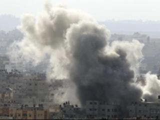 Израиль уничтожает в Газе больницы и здания ООН