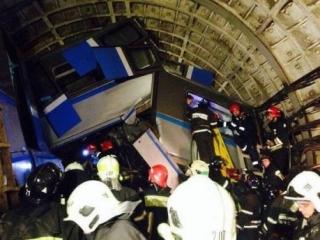 Среди пострадавших при аварии в метро много мусульман