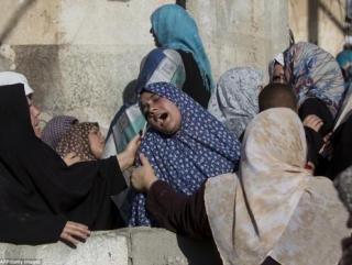 В Газе 4 мальчика убиты израильским снарядом во время игры (ФОТО)