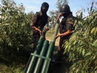 В Ливане задержали обстрелявших Израиль палестинцев