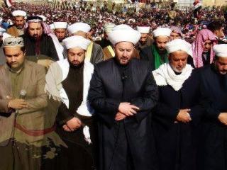 Суннитские лидеры: В Ираке народное восстание против режима