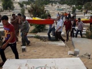 Число жертв израильской агрессии в Газе достигло 337 человек
