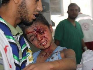 Помочь жителям Газы можно посредством SMS