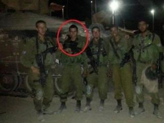 Арон Шауль перед нападением на сектор Газы