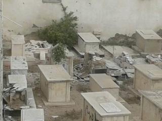 Израильтяне атаковали приютившую палестинцев церковь в Газе