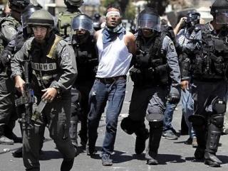 Палестинский «День ярости» стал самым масштабным за 10 лет