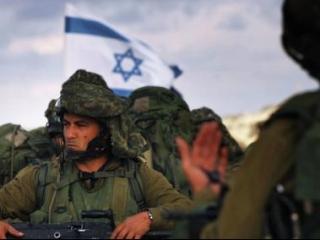 Израильские военнослужащие у границ сектора Газа