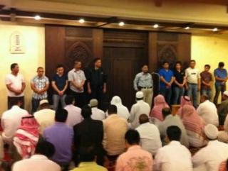 115 человек приняло ислам в Саудовской Аравии