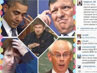 Кадыров: Лидеры США и ЕС — террористы
