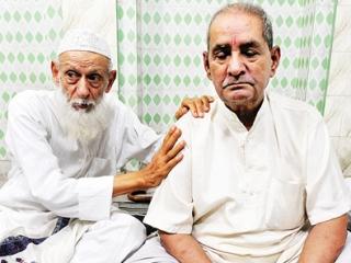 Индуисты провели ифтар в мечети