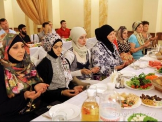 Глава Крыма дал грандиозный ифтар в Симферополе
