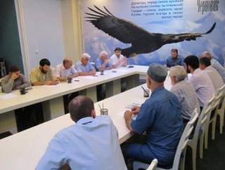 Дагестан организует поддержку жителям Газы