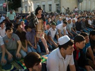 Верующие остались довольны организацией праздника