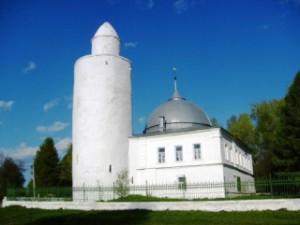 Праздник мусульман Рязани ознаменовался намазом в Ханской мечети
