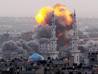 «Сектор Газа – это Брестская крепость 21 века» (ФОТО)
