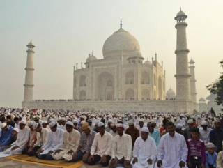 Индийские мусульмане не праздновали Ид из скорби по Газе