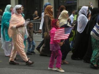 Почти половина американцев не любит арабов и мусульман