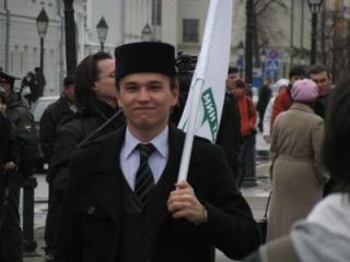 Табриз Яруллин, руководитель ВФТМ