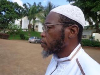 Один из членов Совета имамов Камеруна