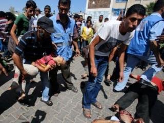 Жертвами атаки Израиля по школе ООН стали как минимум 10 человек, включая детей