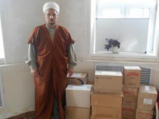 Уральские мусульмане помогают украинским беженцам