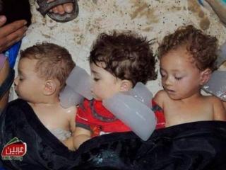 Жертвы израильской агрессии в секторе Газа
