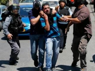 В ходе рейда по Аль-Аксе задержаны 12 палестинцев