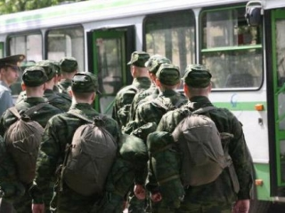 В ВС России пойдут служить самые подготовленные в физическом и морально-психологическом плане молодые люди