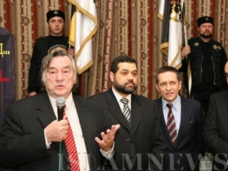 Российские патриоты выступят в Москве в защиту Газы
